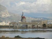 Museo del Sale e Monte Erice - Oasi Naturale Orientata Saline di Trapani e Paceco  - 15 gennaio 2012  - Nubia (1070 clic)
