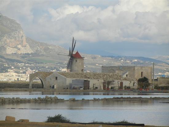 Museo del Sale e Monte Erice - Oasi Naturale Orientata Saline di Trapani e Paceco  - NUBIA - inserita il 14-Mar-14