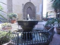 fontana Piazza Carmine  - 6 settembre 2012  - Sciacca (394 clic)