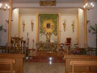Santuario Madonna del Romitello - interno - 9 maggio 2012  - Borgetto (1061 clic)