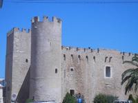 Castello dei Conti di Modica - 28 agosto 2012  - Alcamo (957 clic)