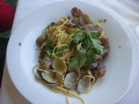 spaghetti alle vongole - La Cambusa - 6 maggio 2012  - Castellammare del golfo (599 clic)