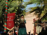 Corteo Storico di Santa Rita - 10ª Edizione - 27 maggio 2012  - Castelvetrano (317 clic)