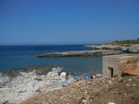 l'Isulidda e la costa - ll'Isulidda - 19 agosto 2012  - Macari (865 clic)