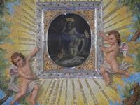 Santuario Madonna del Romitello - interno - 9 maggio 2012  - Borgetto (994 clic)