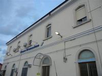 stazione ferroviaria Alcamo Diramazione - 4 marzo 2012  - Calatafimi segesta (517 clic)