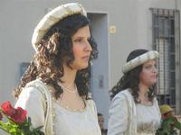 Corteo Storico di Santa Rita - 10ª Edizione - 27 maggio 2012  - Castelvetrano (235 clic)
