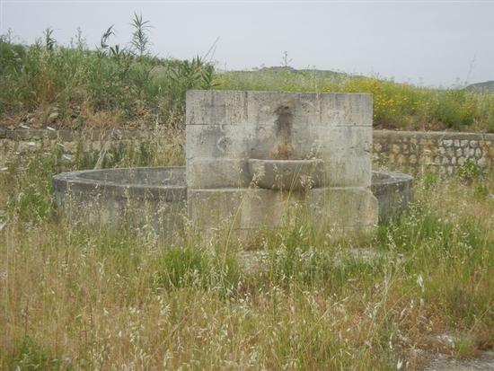 fontana-bevaio rotonda - SALAPARUTA - inserita il 19-Jan-15