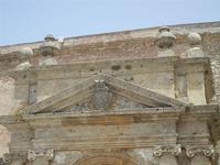 Chiesa di San Domenico - particolare - 5 agosto 2012  - Erice (333 clic)