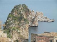 faraglioni e tonnara - 12 febbraio 2012  - Scopello (652 clic)