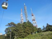 funivia ed antenne - 1 aprile 2012  - Erice (669 clic)