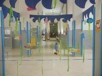 acquario realizzato con materiale riciclato presso la Scuola Primaria Luigi Pirandello - 20 maggio 2012  - Alcamo (275 clic)