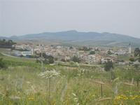 panorama della città - 20 maggio 2012  - Salaparuta (1644 clic)