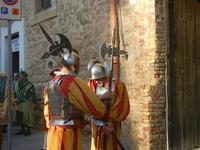 Corteo Rievocazione Storica dell'investitura a 1° Principe della Città di Carlo d'Aragona e Tagliavia - 26 maggio 2012  - Castelvetrano (285 clic)