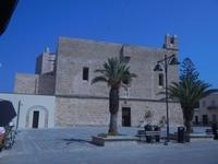il Santuario dedicato a San Vito Martire - 23 agosto 2012  - San vito lo capo (329 clic)