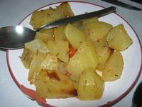 patate al forno - Bosco di Scorace - Il Contadino - 13 maggio 2012  - Buseto palizzolo (614 clic)