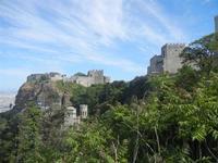 Castello di Venere, Torri del Balio e Torretta Pepoli - 3 giugno 2012  - Erice (310 clic)