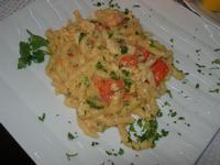 busiate con uova di pesce San Pietro - La Cambusa - 11 marzo 2012  - Castellammare del golfo (943 clic)