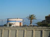Piazza Petrolo Silos - 13 gennaio 2012  - Castellammare del golfo (394 clic)