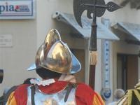Corteo Rievocazione Storica dell'investitura a 1° Principe della Città di Carlo d'Aragona e Tagliavia - 26 maggio 2012  - Castelvetrano (254 clic)