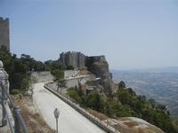 Castello di Venere - 5 agosto 2012  - Erice (949 clic)