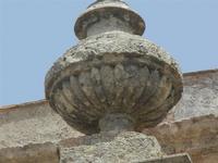Chiesa di San Domenico - particolare architettonico - 5 agosto 2012  - Erice (284 clic)
