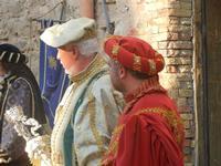 Corteo Rievocazione Storica dell'investitura a 1° Principe della Città di Carlo d'Aragona e Tagliavia - 26 maggio 2012  - Castelvetrano (264 clic)