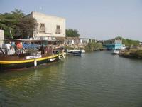 imbarcadero per l'Isola di Mozia - 5 agosto 2012  - Marsala (401 clic)