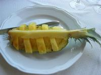 fetta di ananas - La Cambusa - 6 maggio 2012  - Castellammare del golfo (585 clic)