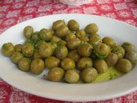 SIRIGNANO - Agriturismo - olive condite - 1 maggio 2012  - Monreale (1181 clic)