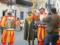 Corteo Rievocazione Storica dell'investitura a 1° Principe della Città di Carlo d'Aragona e Tagliavia - 26 maggio 2012  - Castelvetrano (374 clic)