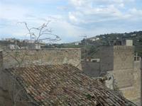 tetto e panorama - 22 aprile 2012  - Calatafimi segesta (416 clic)