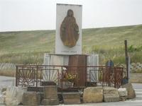 monumento dedicato alle vittime del terremoto del 1968 - 20 maggio 2012  - Salaparuta (1223 clic)