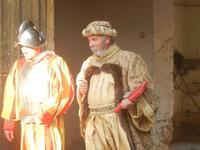 Corteo Rievocazione Storica dell'investitura a 1° Principe della Città di Carlo d'Aragona e Tagliavia - 26 maggio 2012  - Castelvetrano (508 clic)