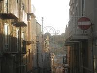 luminarie per la Festa del SS. Crocifisso - 22 aprile 2012  - Calatafimi segesta (496 clic)