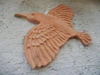 manufatto in terracotta - 10 settembre 2012  - Alcamo (217 clic)