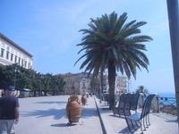 Piazza Angelo Scandaliato - 6 settembre 2012  - Sciacca (1863 clic)