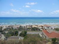 Zona Plaja - vista sul mare - 17 luglio 2012  - Alcamo marina (253 clic)
