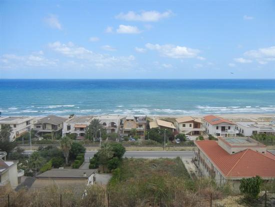 Zona Plaja - vista sul mare - ALCAMO MARINA - inserita il 20-Apr-15