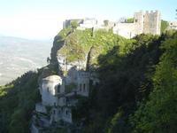 Castello di Venere e Torretta Pepoli - 25 aprile 2012  - Erice (448 clic)