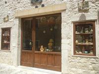 bottega di ceramiche - 5 agosto 2012  - Erice (308 clic)