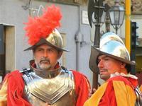 Corteo Rievocazione Storica dell'investitura a 1° Principe della Città di Carlo d'Aragona e Tagliavia - 26 maggio 2012  - Castelvetrano (259 clic)