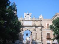 Porta Garibaldi - centro storico - 9 settembre 2012  - Marsala (668 clic)