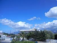 panorama nord-est e nuvole - 4 settembre 2012  - Alcamo (298 clic)