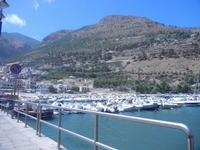 porto e Monte Inici - 27 agosto 2012  - Castellammare del golfo (315 clic)