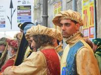 Corteo Rievocazione Storica dell'investitura a 1° Principe della Città di Carlo d'Aragona e Tagliavia - 26 maggio 2012  - Castelvetrano (549 clic)
