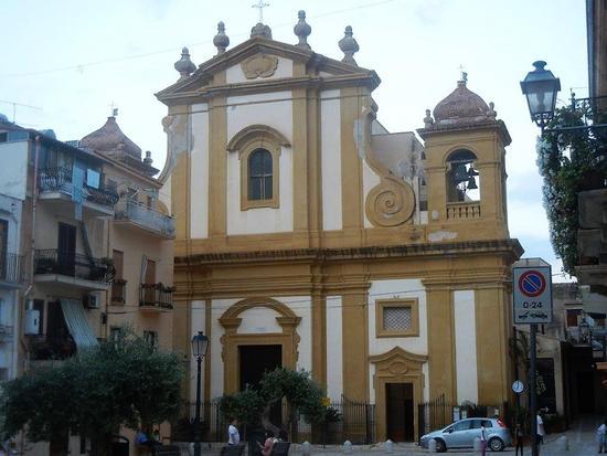 Chiesa Madre - CASTELLAMMARE DEL GOLFO - inserita il 08-Mar-17