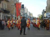 Corteo Rievocazione Storica dell'investitura a 1° Principe della Città di Carlo d'Aragona e Tagliavia - 26 maggio 2012  - Castelvetrano (286 clic)