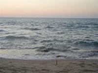 Zona Tonnara - il mare al crepuscolo - 6 giugno 2012  - Alcamo marina (331 clic)