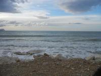 mare al crepuscolo  - 15 aprile 2012  - Balestrate (1047 clic)